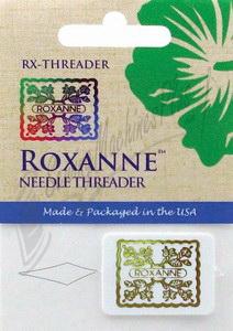 Needle Threader Gold Embossed
