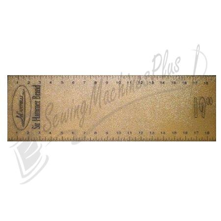 """Martelli 19"""" No-Slip Ruler SR1906"""