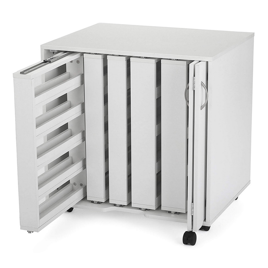 Arrow White Mod 5 Thread Cabinet - 2051