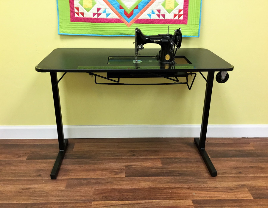Arrow Heavyweight Sewing Table for Singer Featherweight Machines