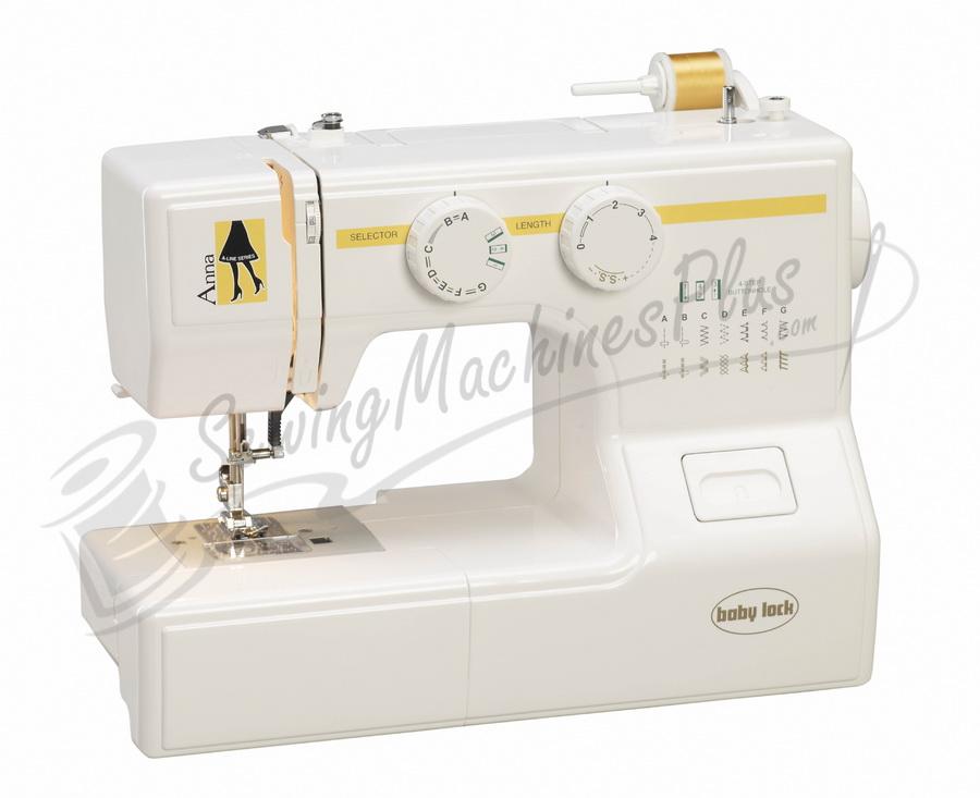 Baby Lock Anna A-Line Sewing Machine BL20A