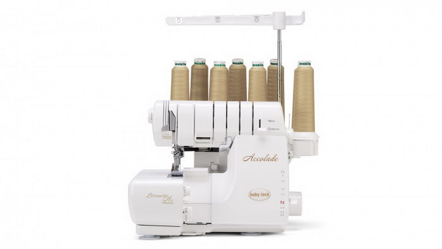 Baby Lock Accolade Serger Machine