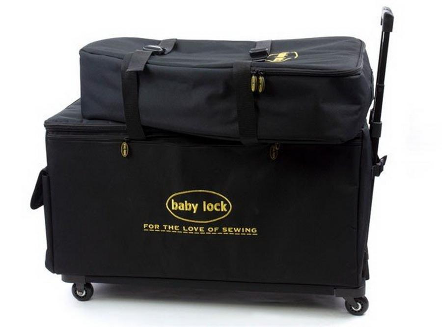 Baby Lock Black XL Machine Trolley (BLMTXL-BK)