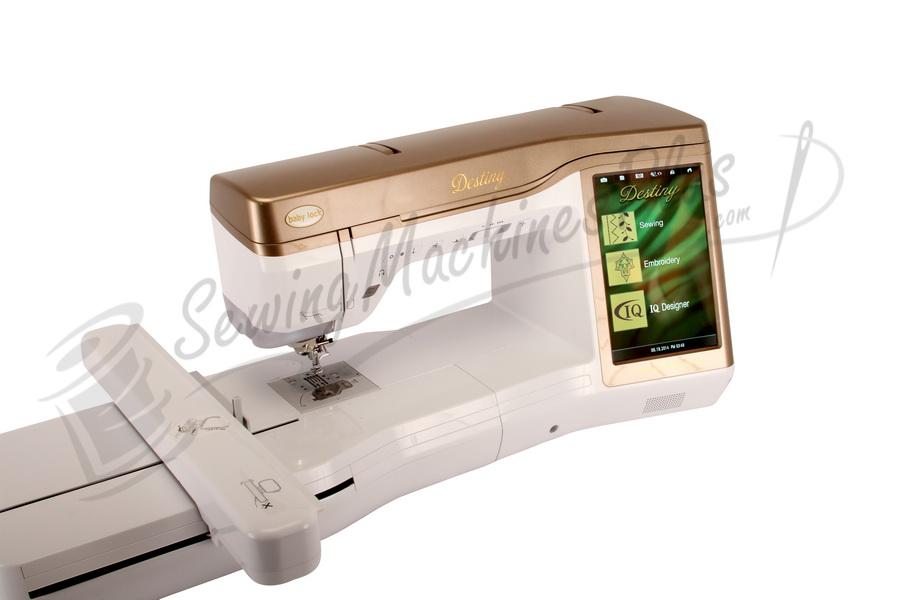 Baby Lock Destiny | Destiny Sewing Machine | Sewing Machines Plus : sewing machines for quilting and embroidery - Adamdwight.com