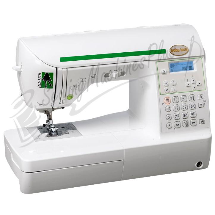 Baby Lock Elizabeth A-Line Sewing Machine BL200A