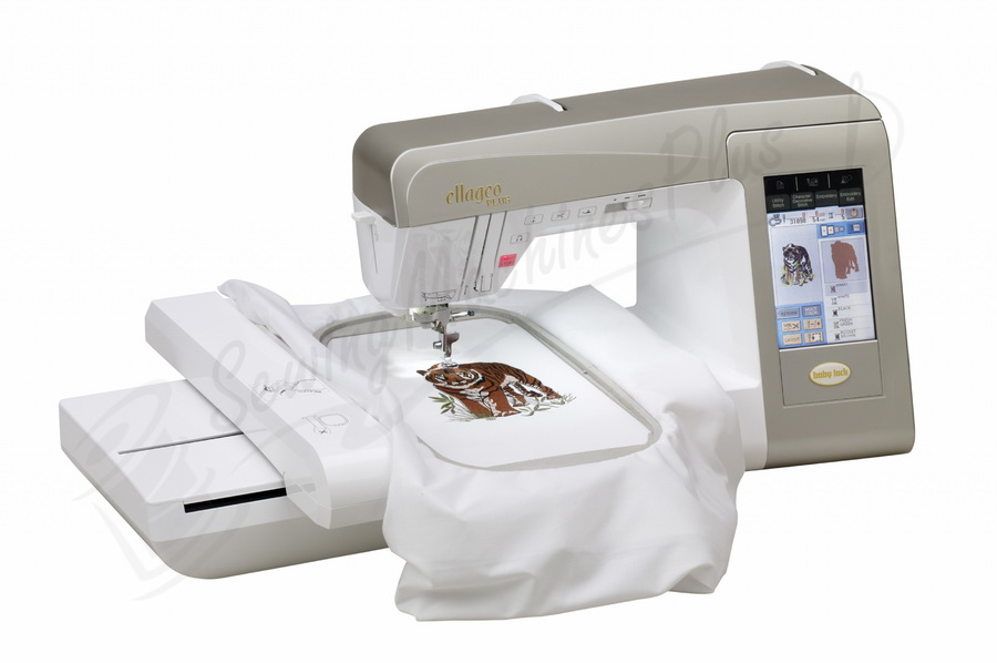 Baby Lock Ellageo Plus Sewing and Embroidery Machine (BLL2)