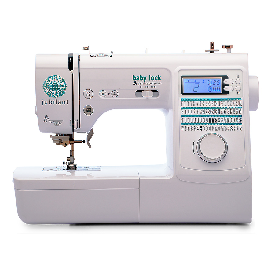 Baby Lock Jubliant Sewing Machine
