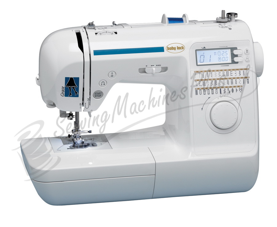 Baby Lock Grace A-Line Sewing Machine BL40A