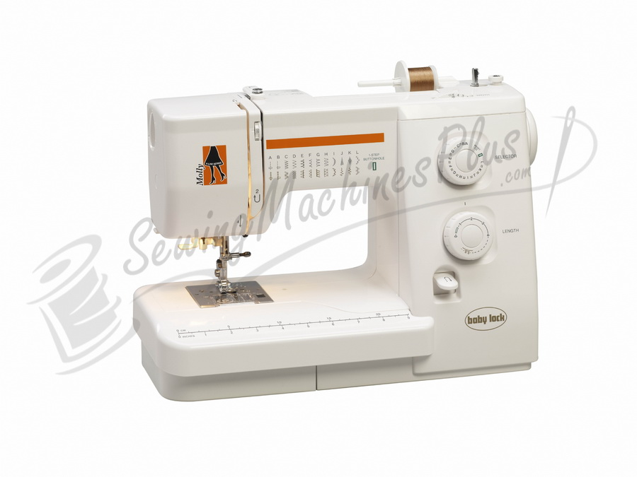 Baby Lock Molly A-Line Sewing Machine BL30A