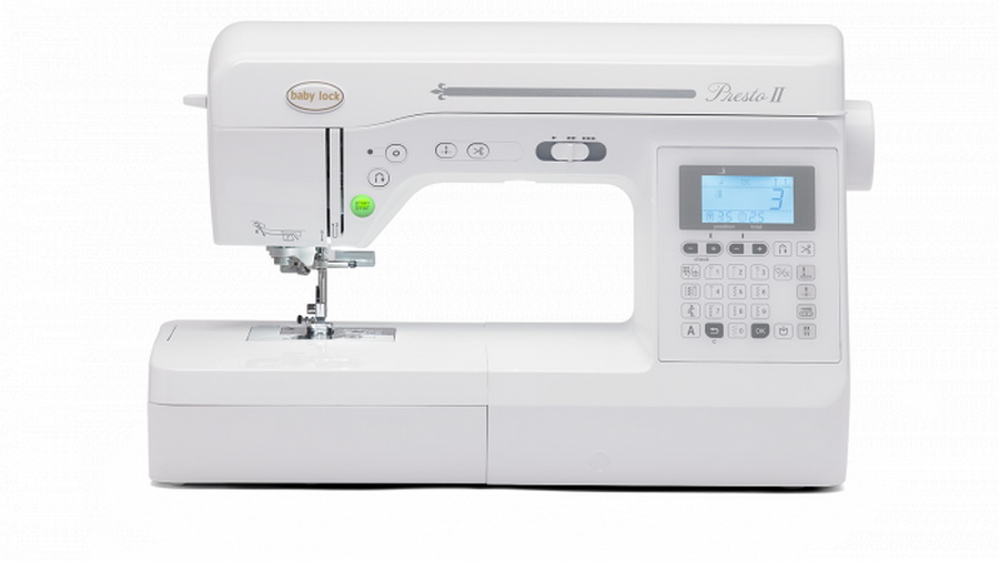 Baby Lock Presto II Quilting and Sewing (BLMPR2) Machine