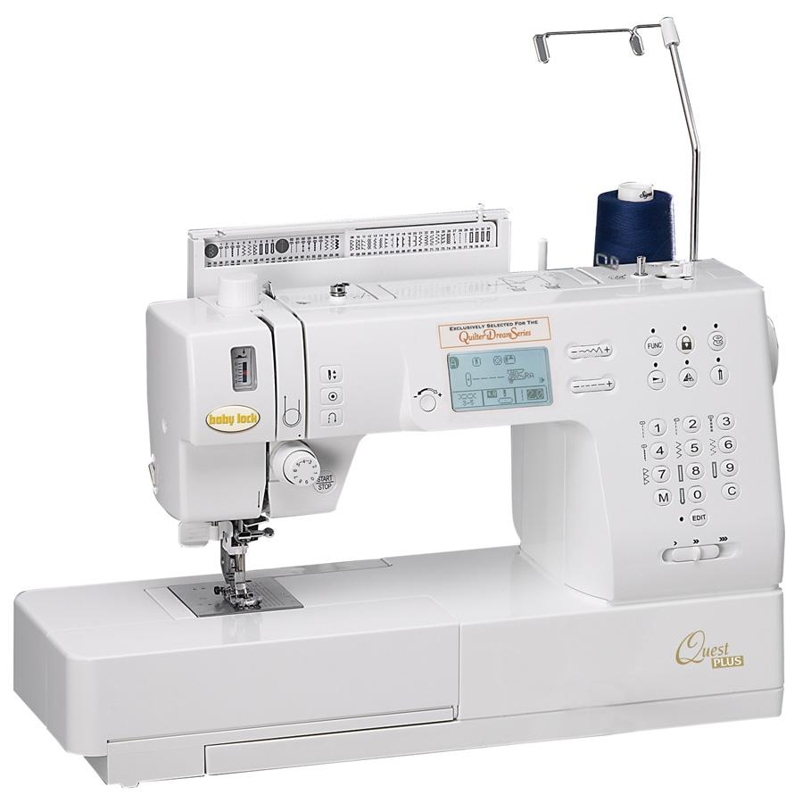 Baby Lock Quest Plus Sewing & Quilting Machine BLQ2-PL