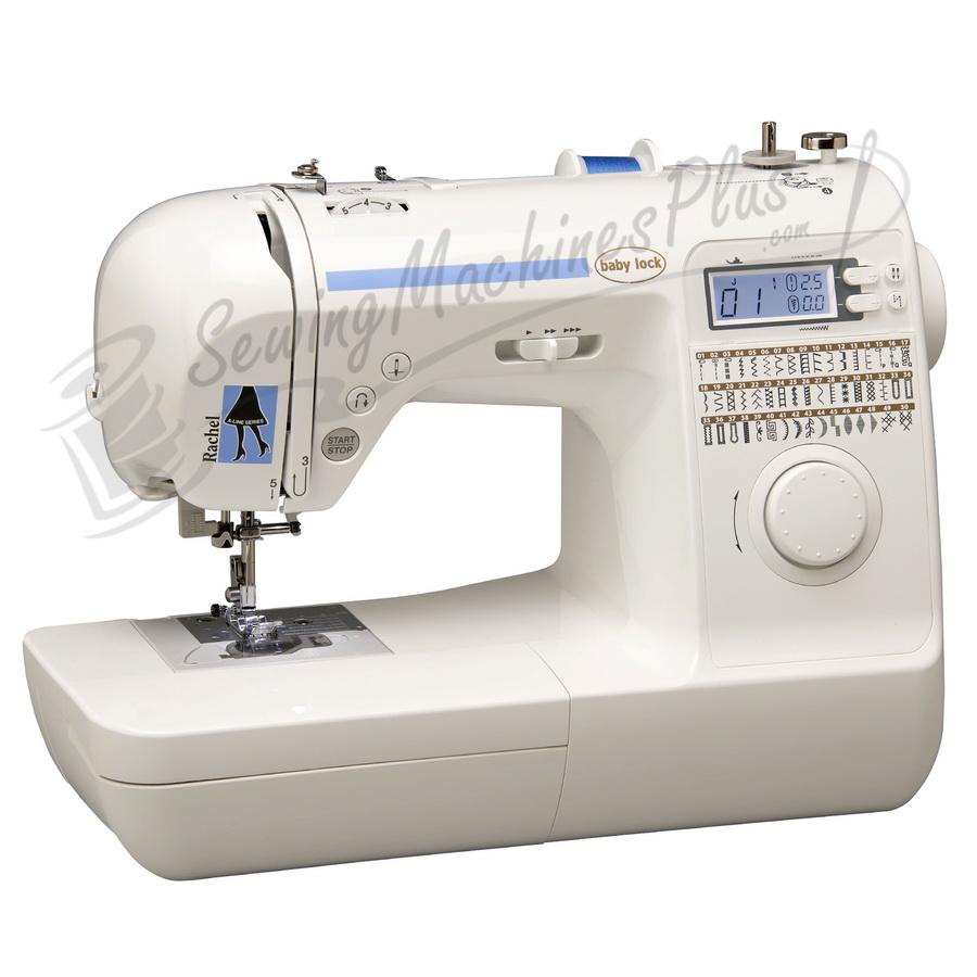 Baby Lock Rachel Sewing Machine A-Line - BL50A