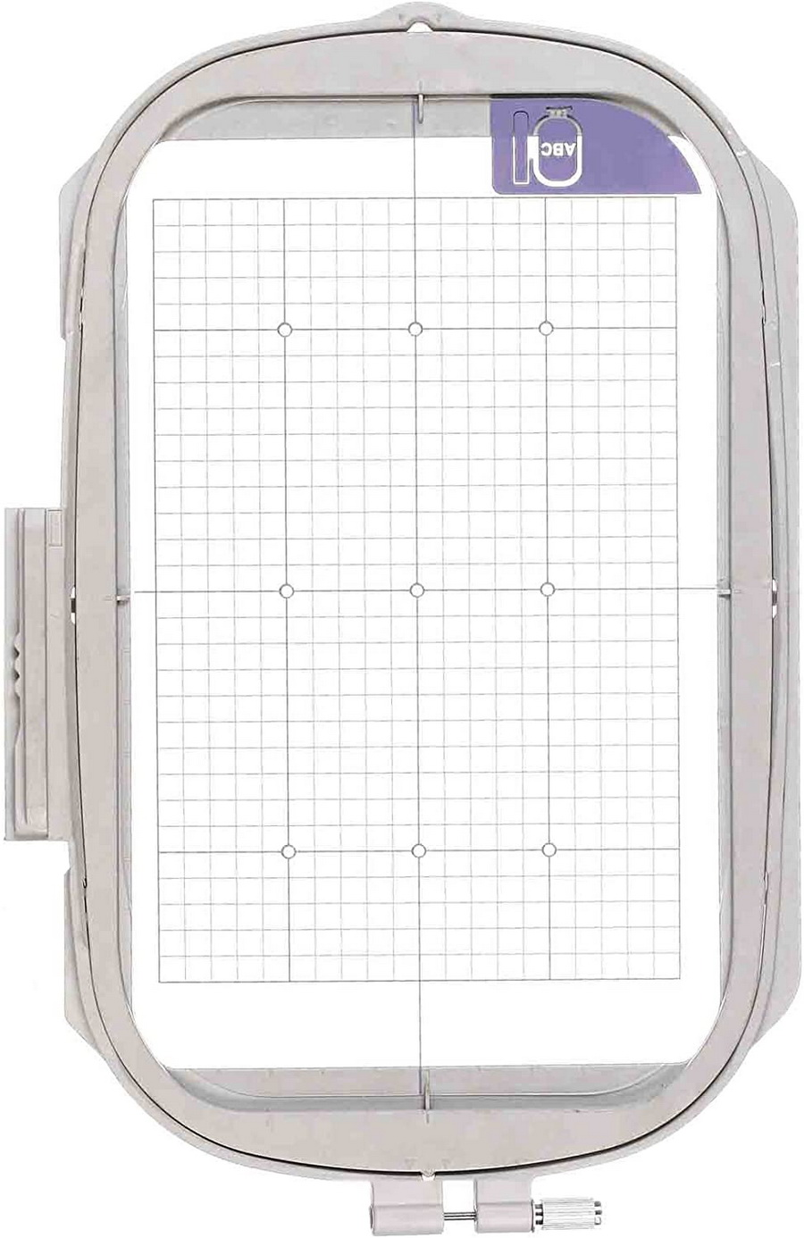 """Baby Lock 8"""" x 12"""" Embroidery Frame with Grid EF92 for BLSO"""