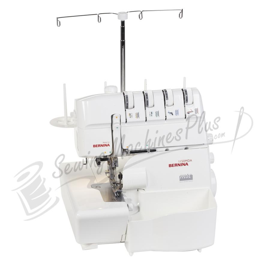 Bernina 1150 MDA Serger Machine