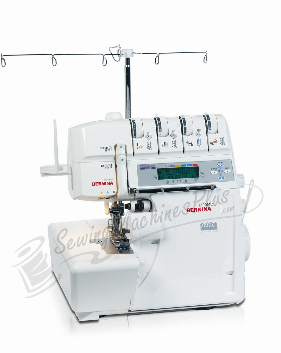 Bernina 1300 MDC Serger Machine