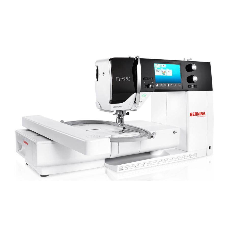Bernina B 580 Sewing and Embroidery Machine