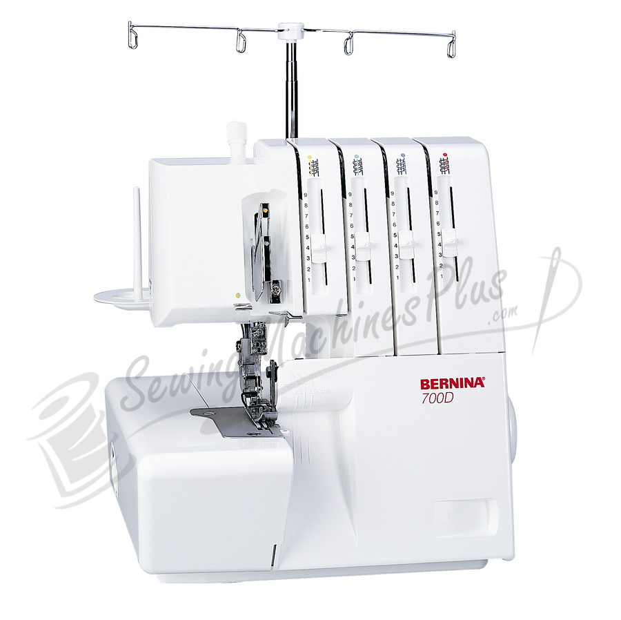 Bernina 700D Serger Machine