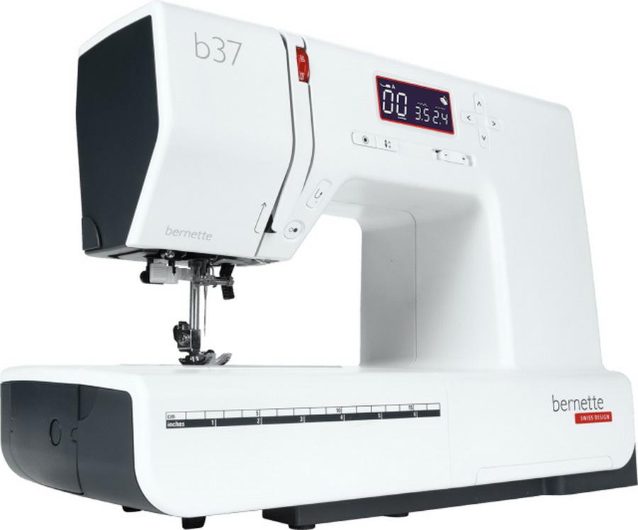 Best Bernina Sewing Machines-Bernette B37 Sewing Machine