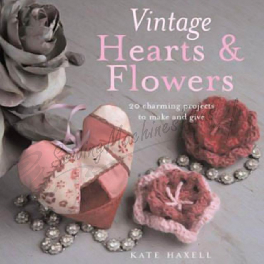 Vintage Hearts & Flowers by Kate Haxell