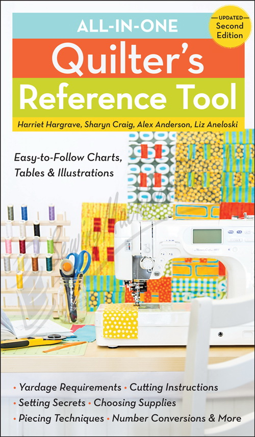 All-in-One Quilters Reference Tool