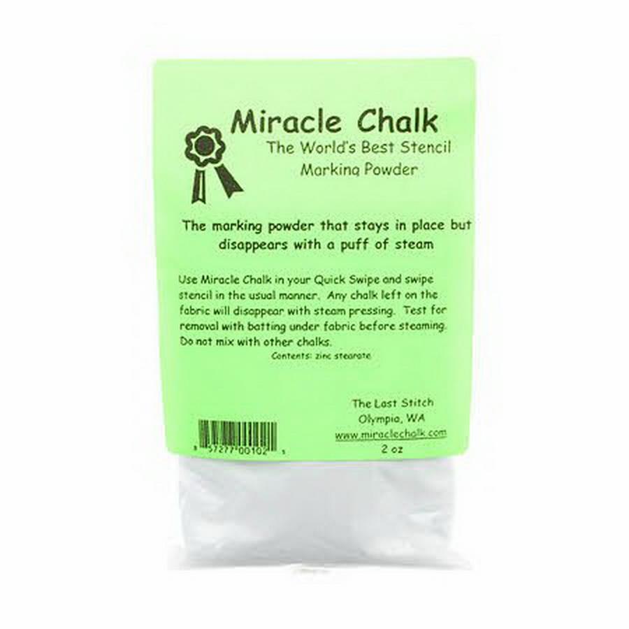 Miracle Chalk Quick Pounce Powder 2oz bag
