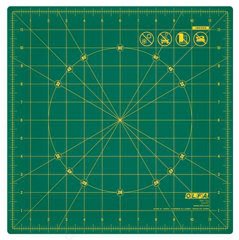 Olfa Spinning 12 inch Self-Healing Rotary Mat
