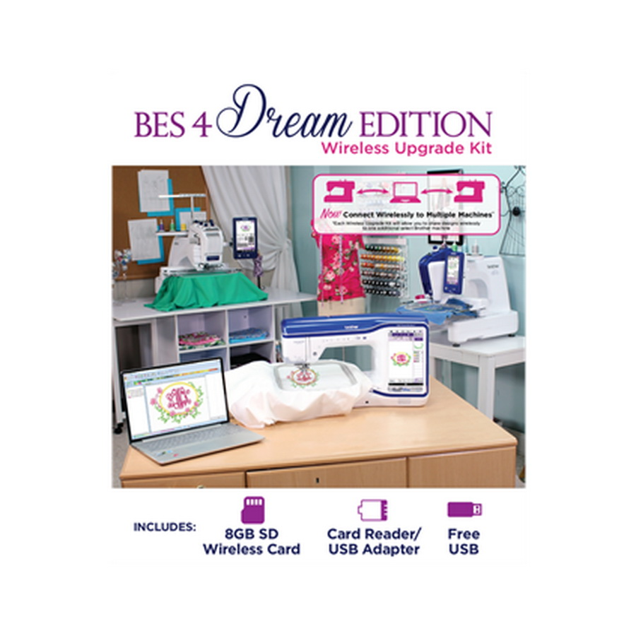 Brother BES 4 Dream Edition Wireless Update Kit
