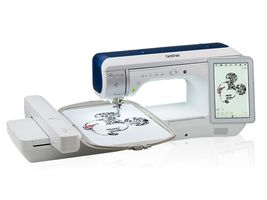 Brother Luminaire Innov-is XP1 Top of the Line Sewing, Embroidery & Quilting Machine