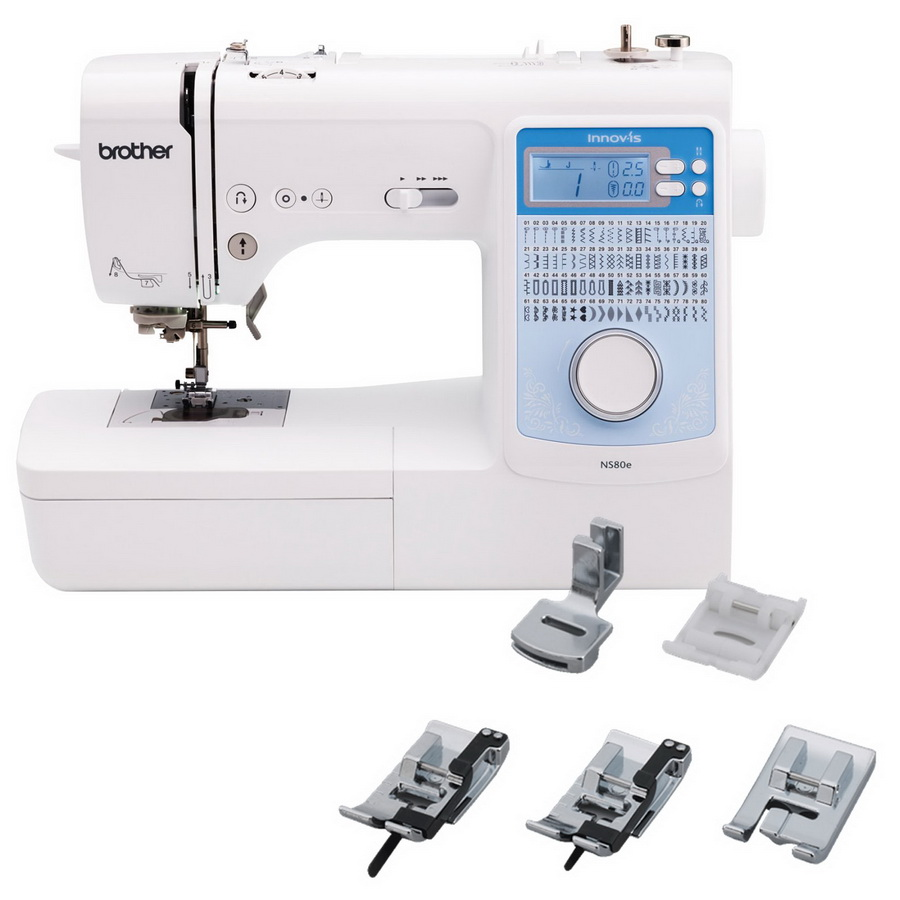 Brother Sewing Machine-Brother Innov-is NS80E Sewing Machine