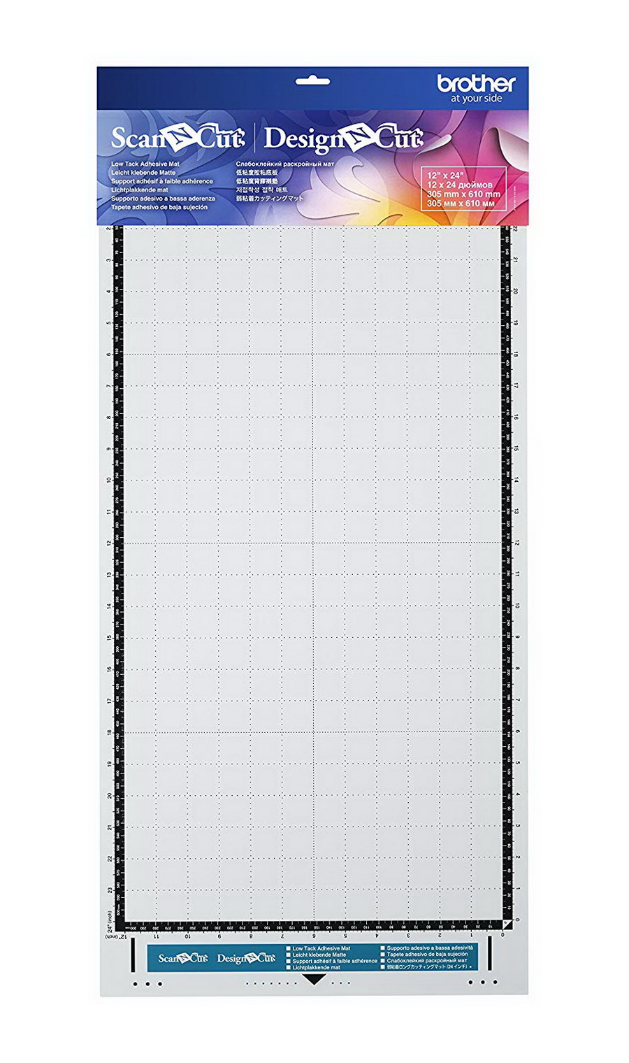 Brother Scan N Cut 12in x 24in Low Tack Adhesive Mat