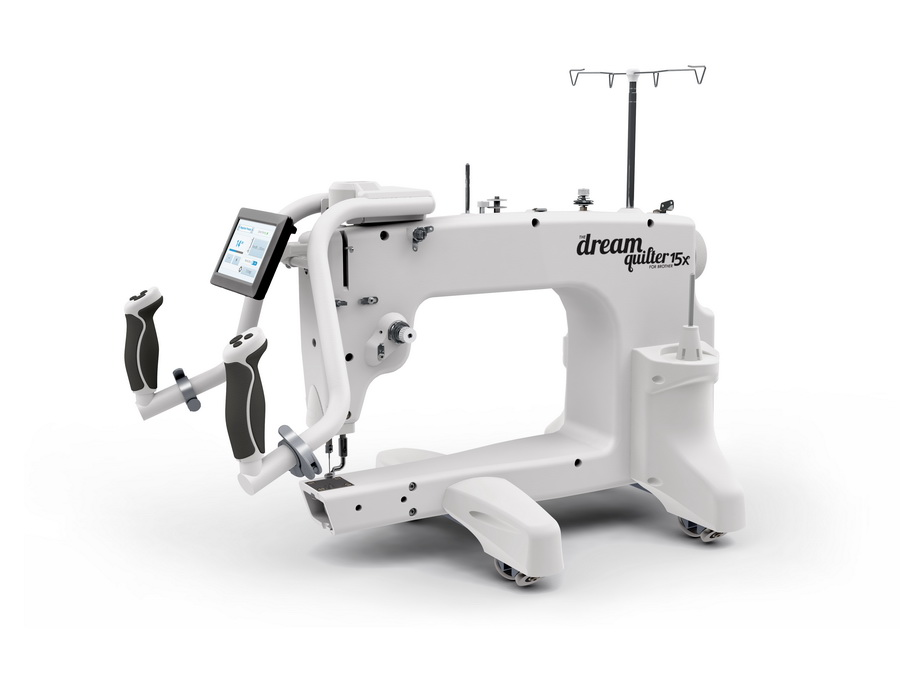 Brother Dream Quilter 15X Mid-Arm Quilting Machine