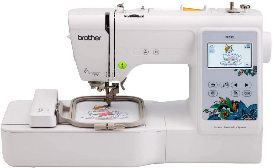 Brother Refurbished PE535 Embroidery Machine