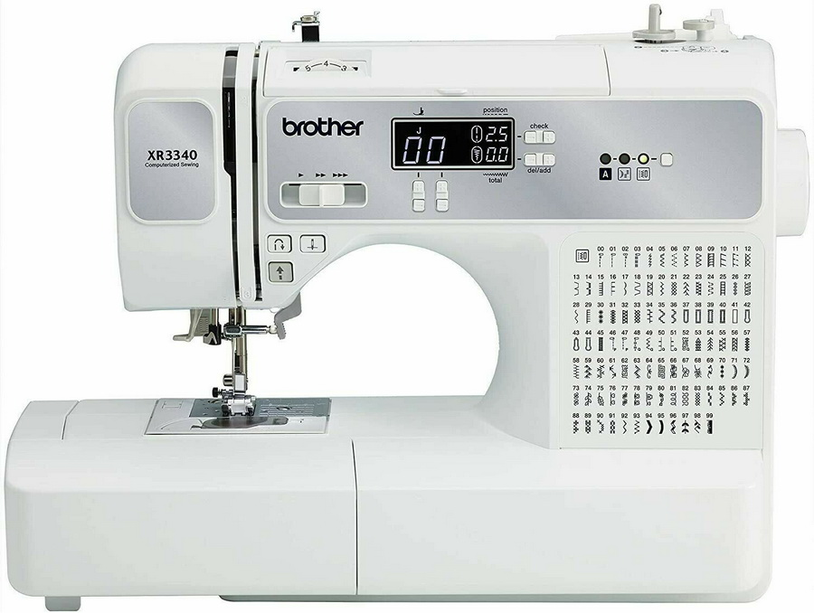 Brother XR3340 Sewing Machine (Refurbished)
