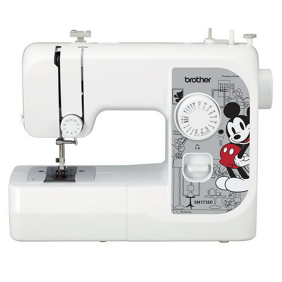 Brother SM1738D 17 Stitch Disney Sewing Machine