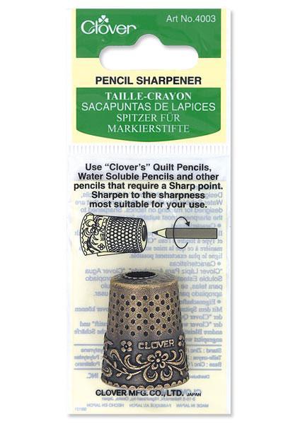 Clover Pencil Sharpener (cl4003)