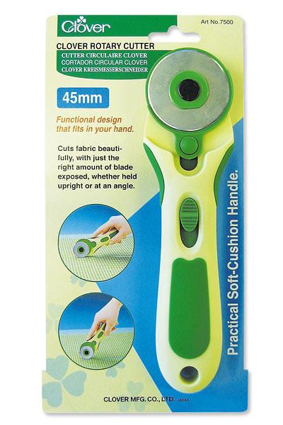 Clover Rotary Cutter 45mm CL7500