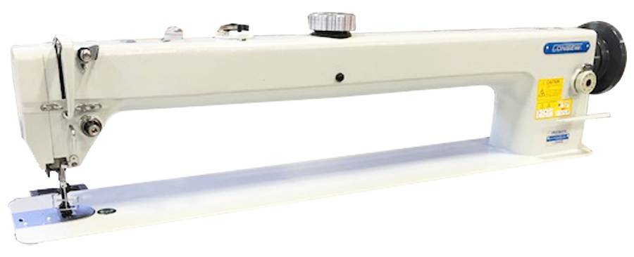 Consew 206RBL-30 30 inch Long Arm Machine with Assembled Table and Servo Motor