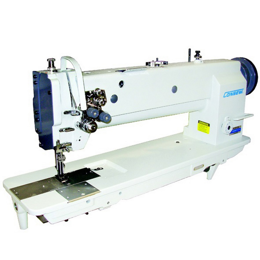 Consew Premier 2339RBL-18 Double Needle Long Arm With Assembled Table and Servo Motor