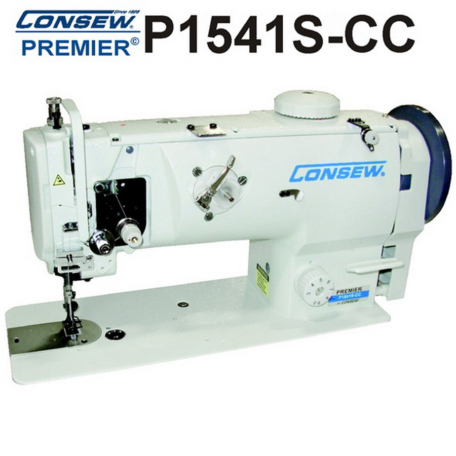 Consew Premier 1541S-CC With Assembled Table and Servo Motor