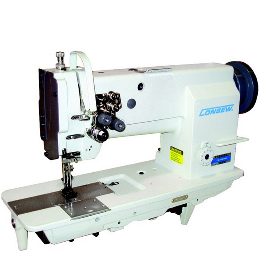 Consew Premier 2339RB Double Needle With Assembled Table and Servo Motor