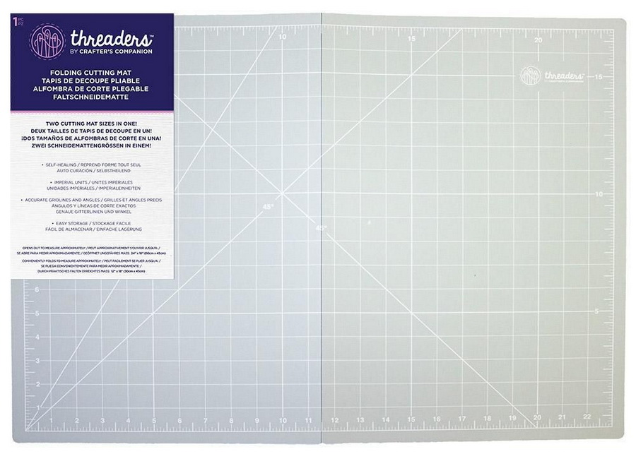 Crafters Companion Threaders A2 Cutting Mat