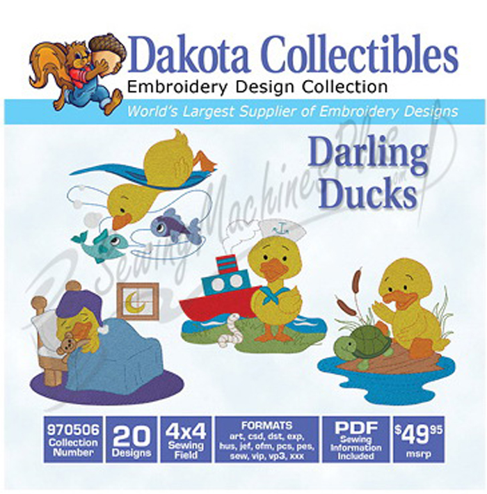 Dakota Collectibles Darling Ducks (970506)