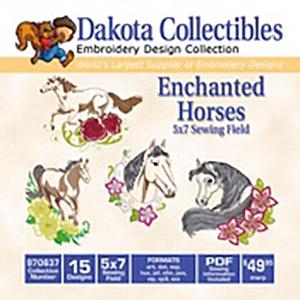 Dakota Collectibles Enchanted Horses (970637)