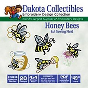 Dakota Collectibles Honey Bees (970638)