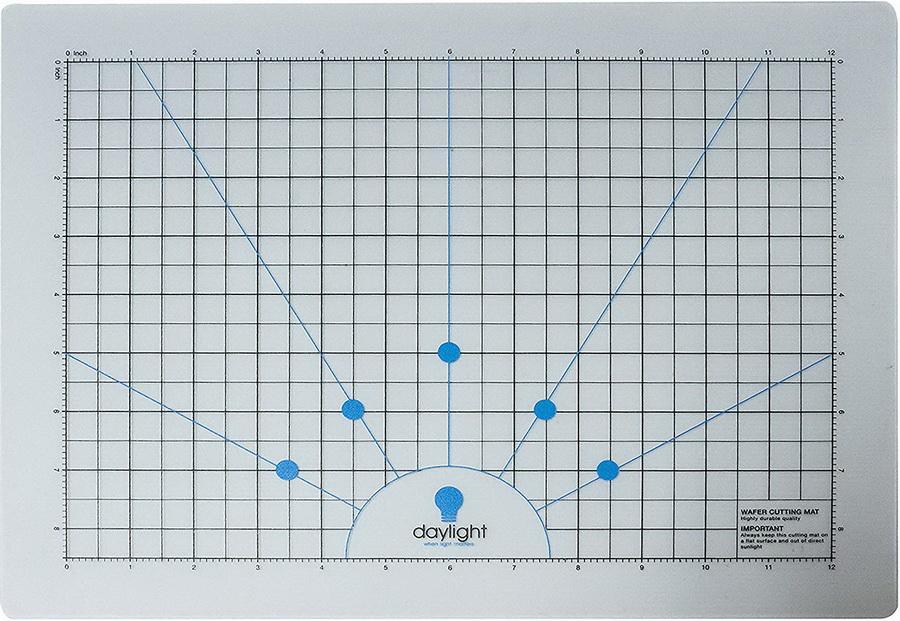 Daylight Wafer 1 Cutting Mat FS - U35042