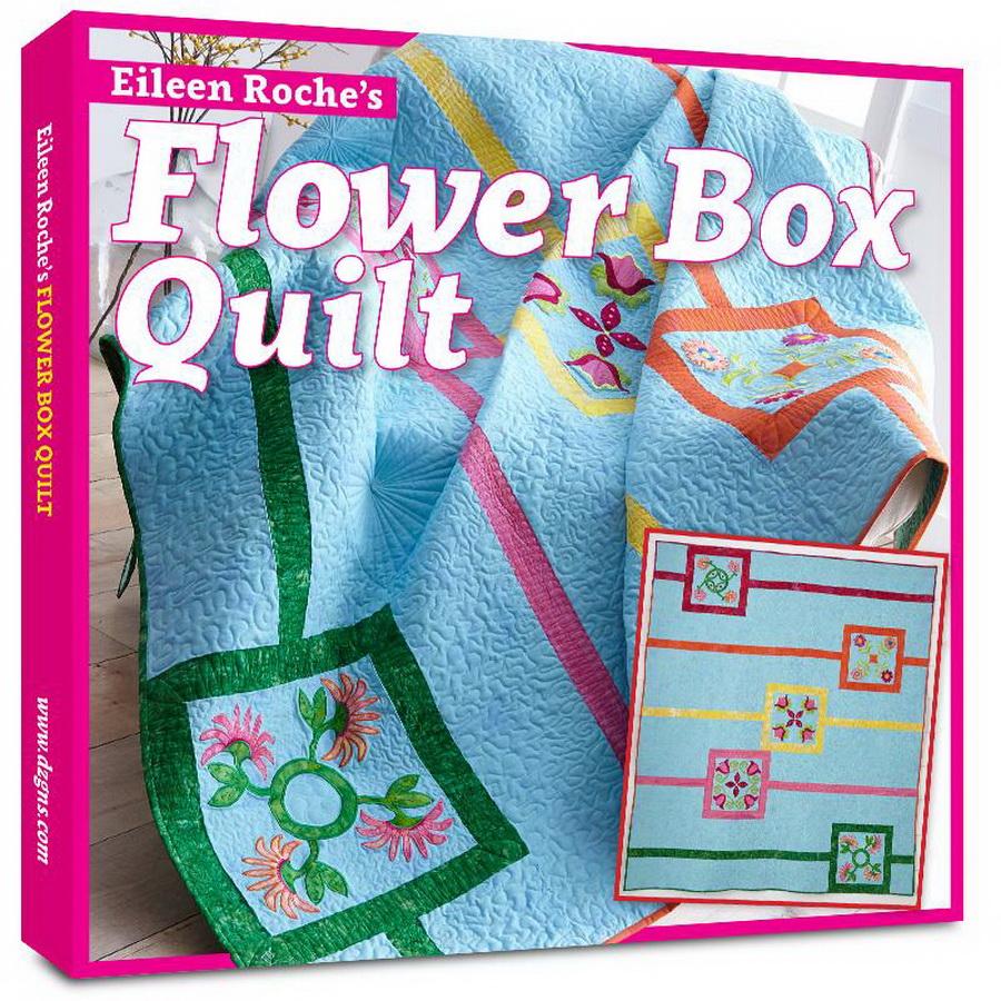 Dime Flower Box Quilt with Eileen Roche