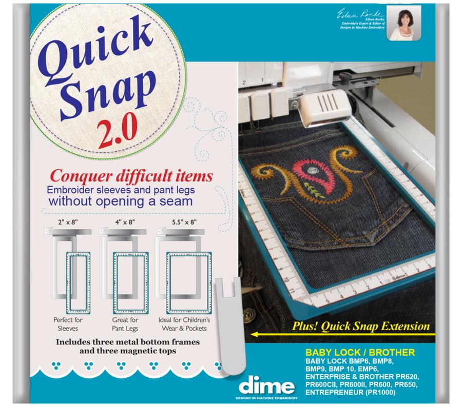 Dime Quick Snap 2.0 (QSBLB002) (GS2)