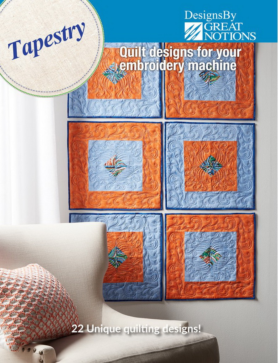 Dime Tapestry Collection - Quilt Designs
