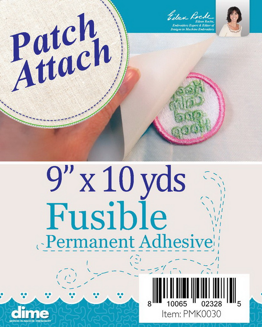 DIME - Patch Attach Fusible Permanent Adhesive 9in x 10yds