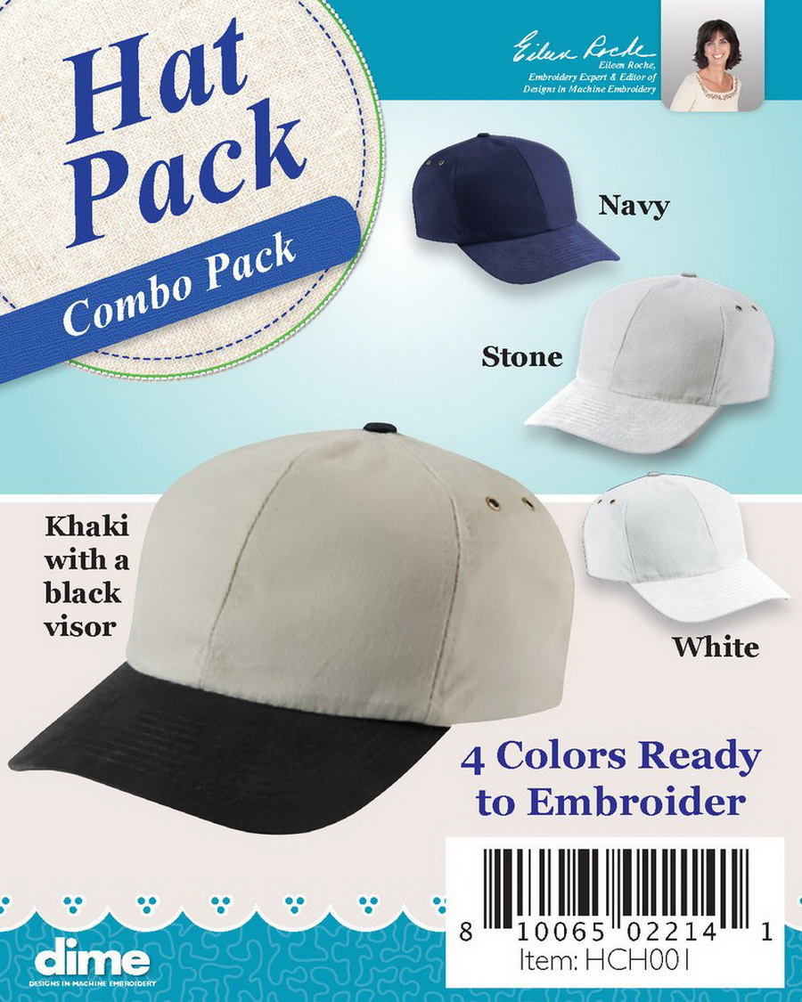 DIME Hat Pack Combo